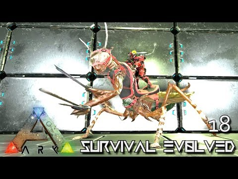ARK: ABERRATION MODDED - NEW UPDATE & ABERRANT MANTIS !!! E18 ( GAMEPLAY ARK: SURVIVAL EVOLVED )