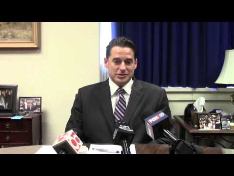 House Democratic Leader Scott Pelath - Press Conference - February 20th, 2015