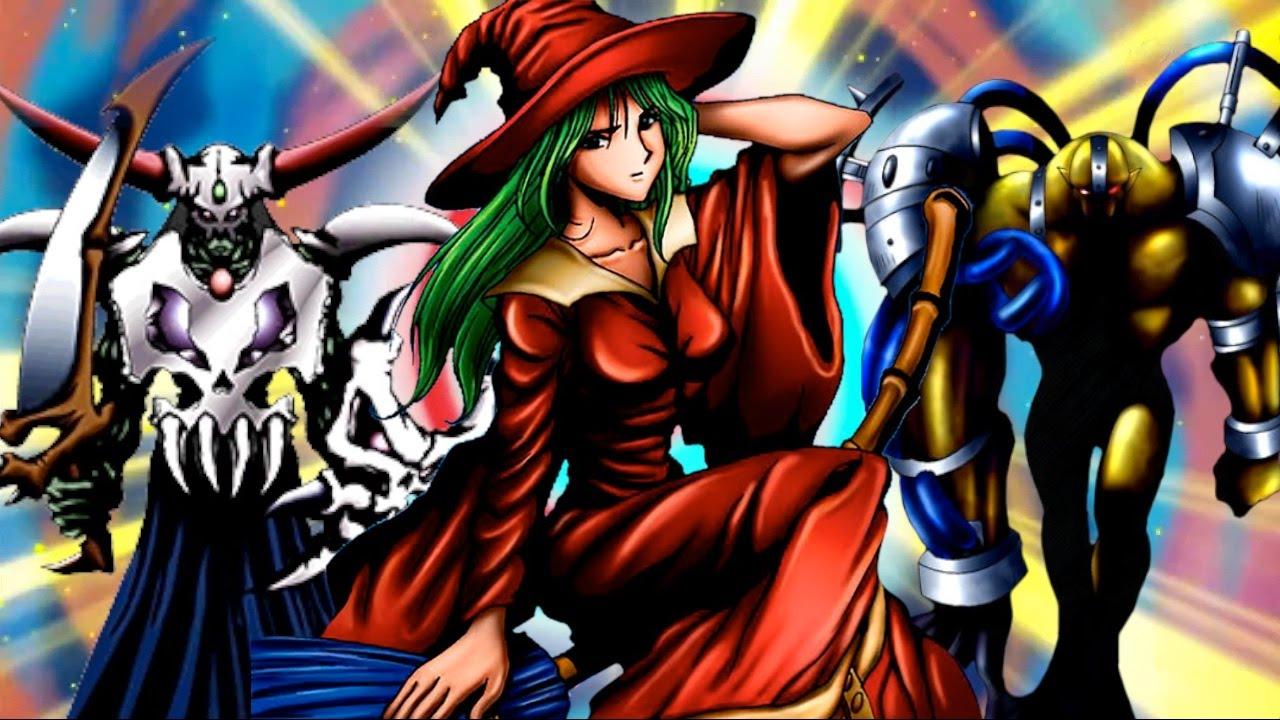 Top Ten Weirdest Yu-Gi-Oh Fusion Monsters - YouTube