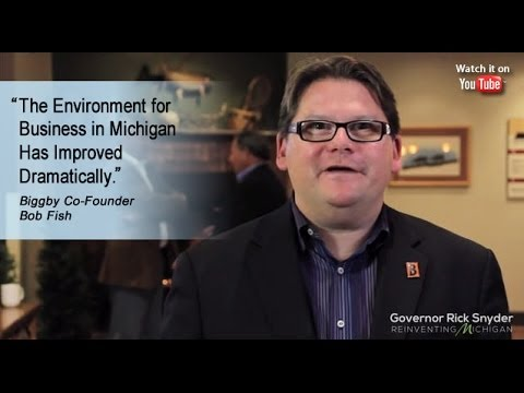 Biggby CEO: Environment For Michigan Business Has Improved Dramatically