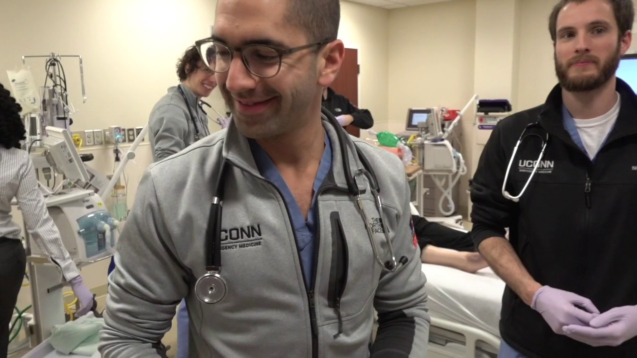The UConn Emergency Medicine Residency\'s Mass Casualty Disaster ...