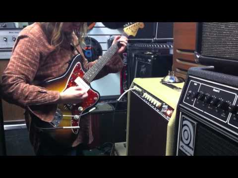 Eric's Fender Jazzmaster - Rainbow Music Omaha