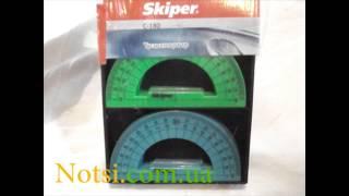 Транспортир Skiper SK С 180