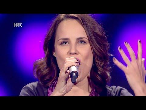 "Mirna Ružić: ""Soon We'll Be Found"" - The Voice of Croatia - Season2 - Blind Auditions2"