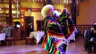 멕시코 치아파스 민속춤 공연 Ballet folklór…