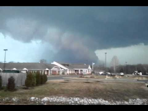 March 2 2012 Tornadoes Henryville Marysville Youtube