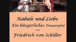 Kabale und Liebe Hörbuch 05 - Dritter Akt - 1. bis 3.  Szene
