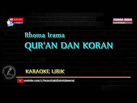 quran-dan-koran---karaoke-lirik-|-rhoma-irama