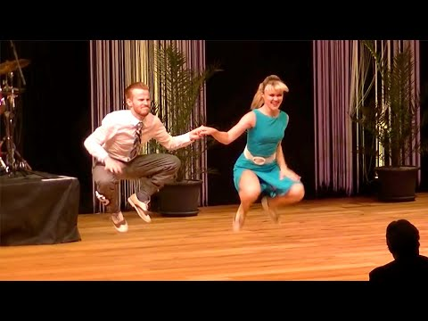 1st Place Boogie Woogie Fast Final - Sondre And Tanya