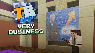 The presentation room!  - Truly Bedrock season1 #28 - Bedrock Edition Youtube Server