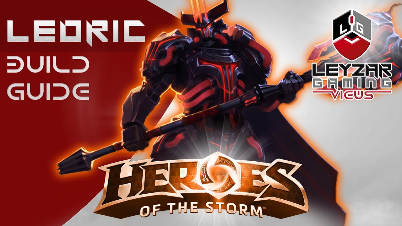Heroes of the storm gameplay leoric build guide - Heroes of the storm space lord leoric ...