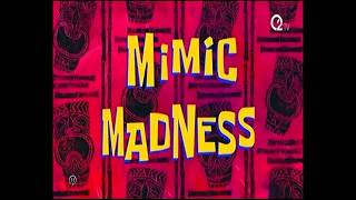 Mimic Madness & House Worming - Title Cards - Serbian =) :'( : )