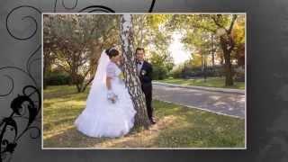 Свадьба 4.10.14 Слайдшоу Ирина и Евгений