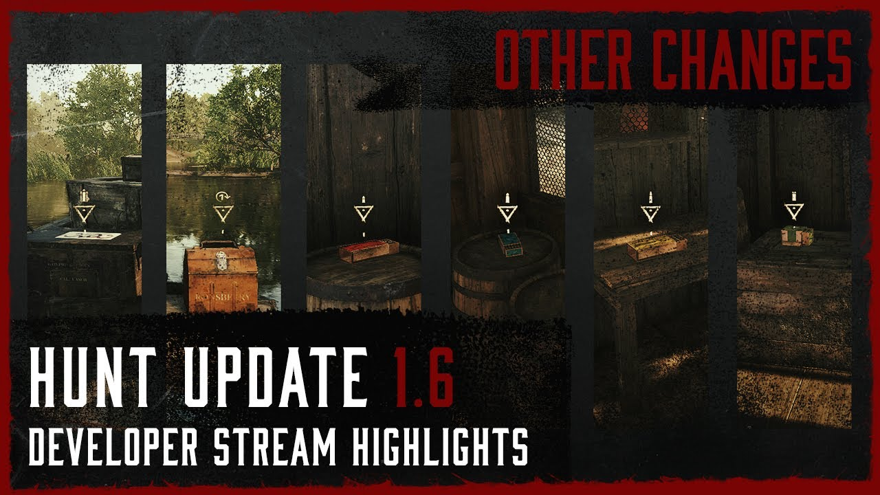 Other Changes And Fixes  I Update 1.6 Developer Live Stream Highlight