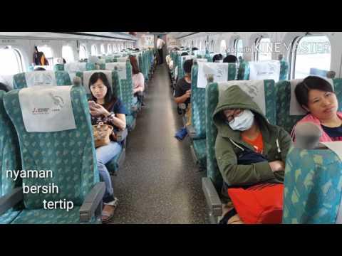 Taiwan High Speed Rail / kereta cepat ..