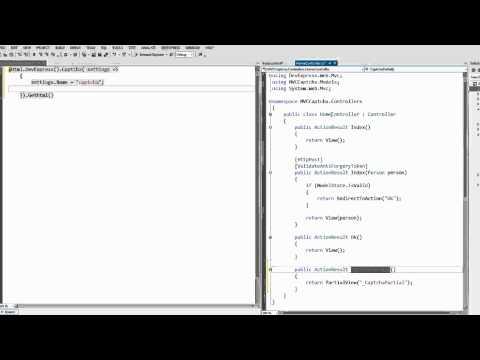 DevExpress ASP NET MVC: The GridLookup Editor - YouTube