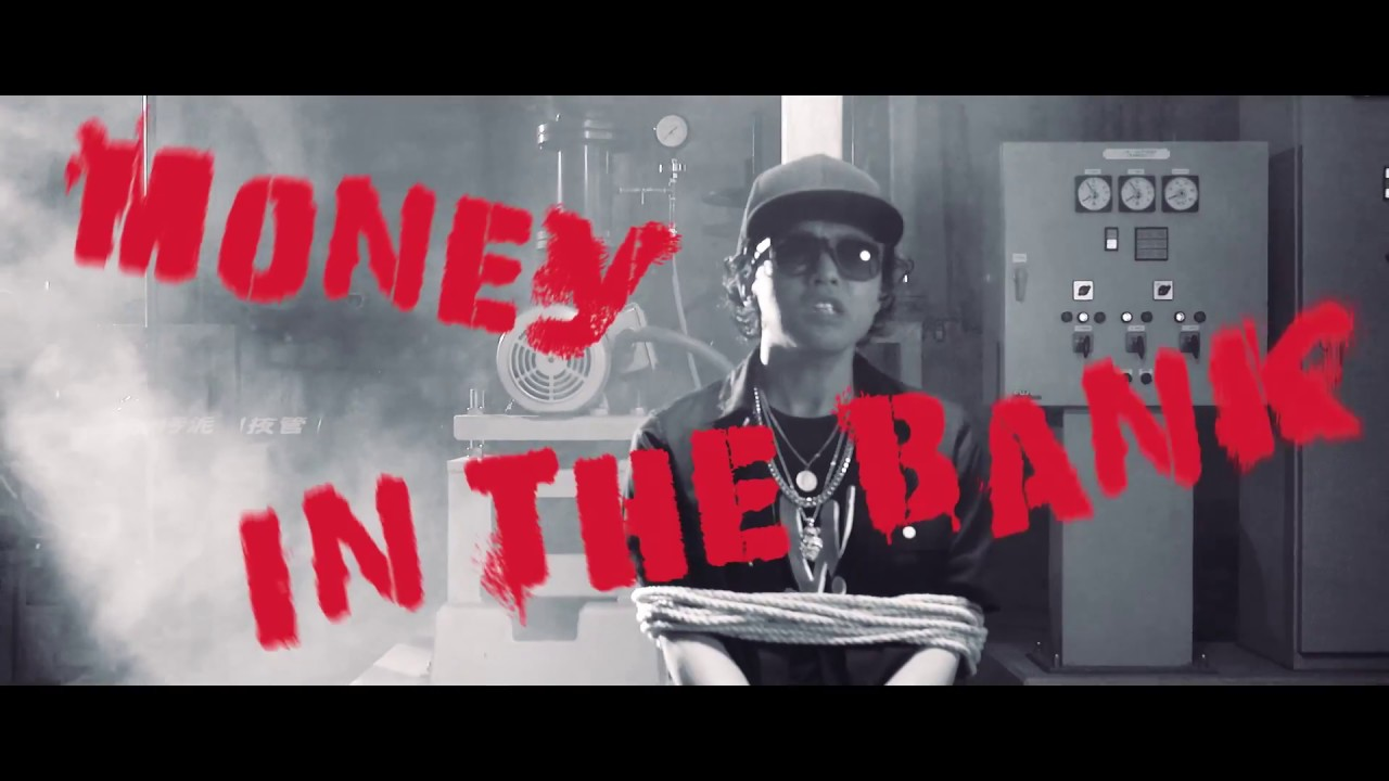 佐藤広大 - 「MONEY IN THE BANK」 (Music Video)