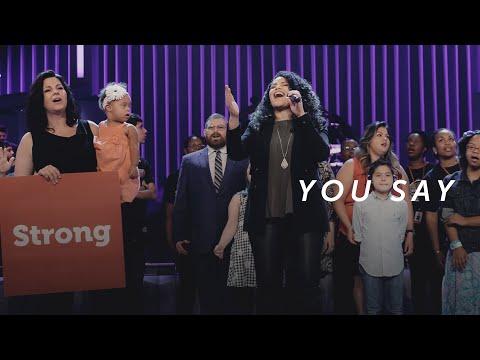 You Say | Champions Club Weekend | Lakewood Church 2019