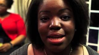 "Lola form Lolastar.com  London  London talk ""tans for black and brown skin"" with Abi O Thumbnail"