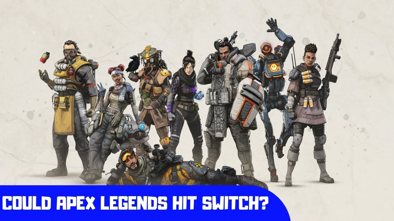 Respawn talks Apex Legends Switch chances, but old comments haunt them