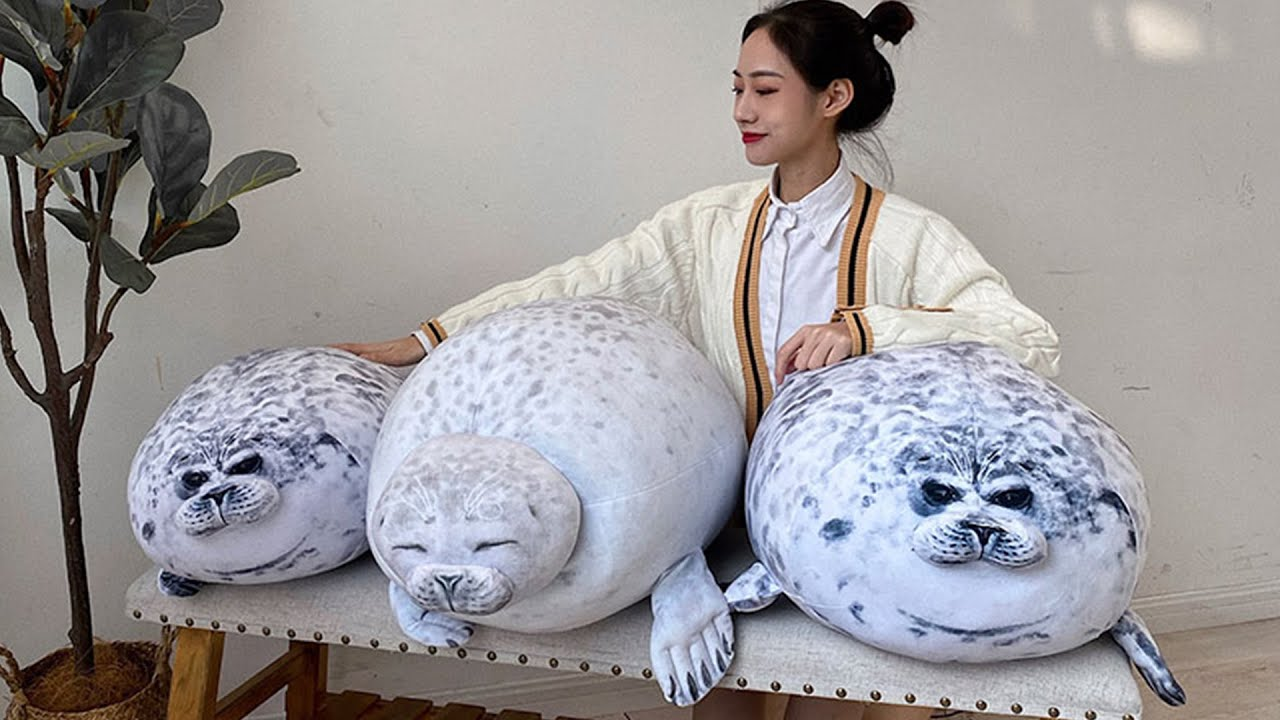 fat seal pillow review 2020 chubby seal pillow