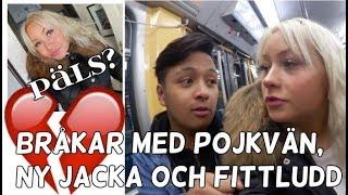 BRÅKAR MED POJKVÄN - Vlogg