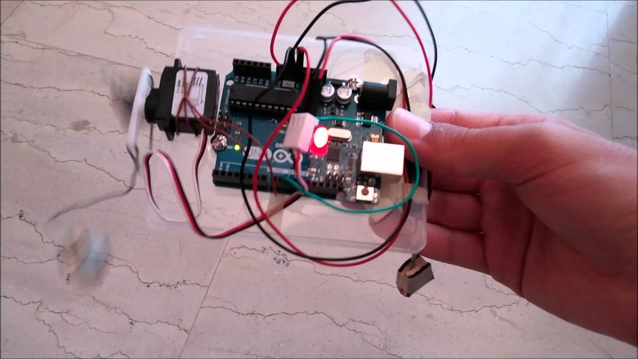 Arduino walking insect robot youtube
