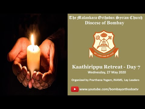 Kaathirippu Retreat   Day 7   Diocese Of Bombay