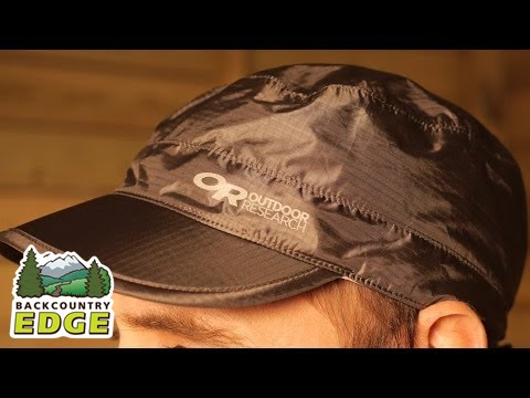 Outdoor Research Helium Radar Rain Cap - YouTube ec0b026932d