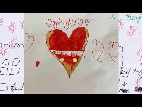 dessins-d'enfants-de-l'école-de-tressange