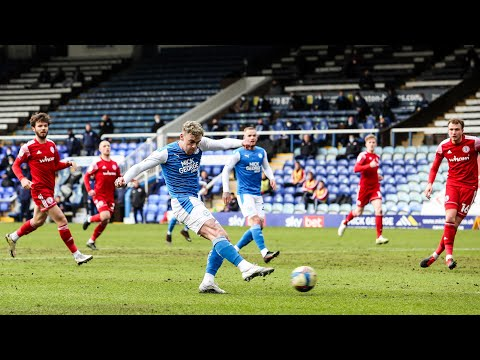 Peterborough Accrington Goals And Highlights