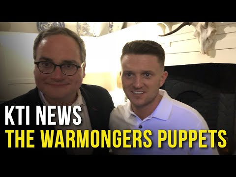 KTI News - Truth about war mongers' propaganda puppet