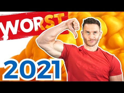 The WORST Supplements of 2021 - Avoid These!