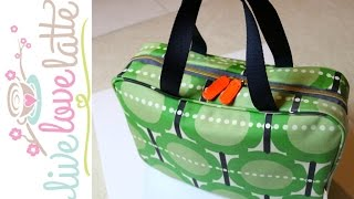 Plan It: Orla Kiely Planner Accessories Bag - Part 1 of 2 {how to organize}