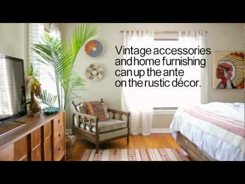 All about Rustic Home Furnishing