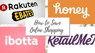 How to SAVE and COUPON Online Shopping