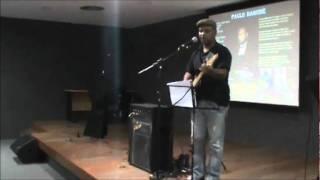 Dagomé canta no Poemação.wmv