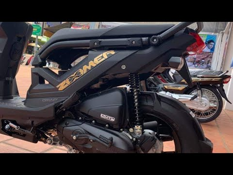 All-new Honda Zoomer-X 2020