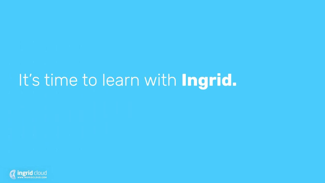 Teaser | Learn with Ingrid
