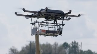 UPS DRONE Deliveries - Now More of A Reality | What's Trending Now!