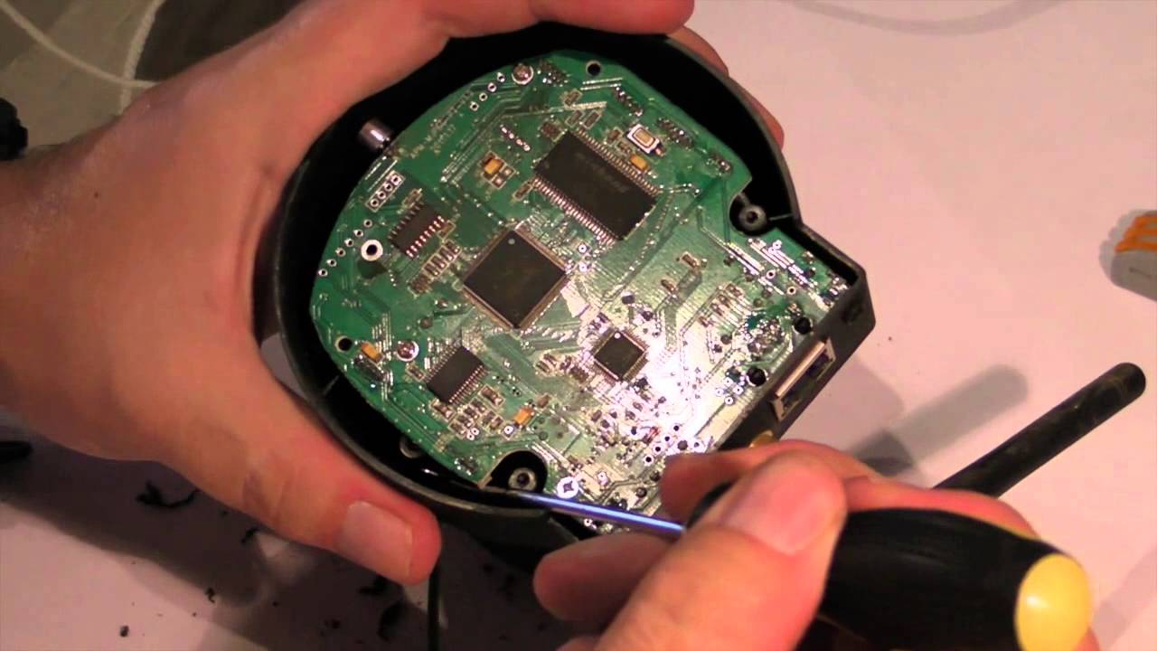 Storage Option IP CAMERA MODIFICATION by sandy anderson