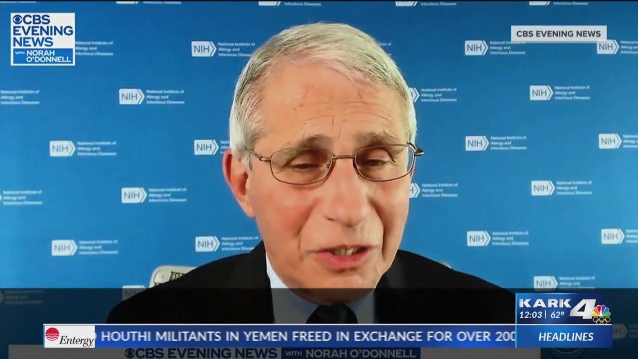'Total nonsense': Dr. Fauci criticizes concept of 'herd immunity'