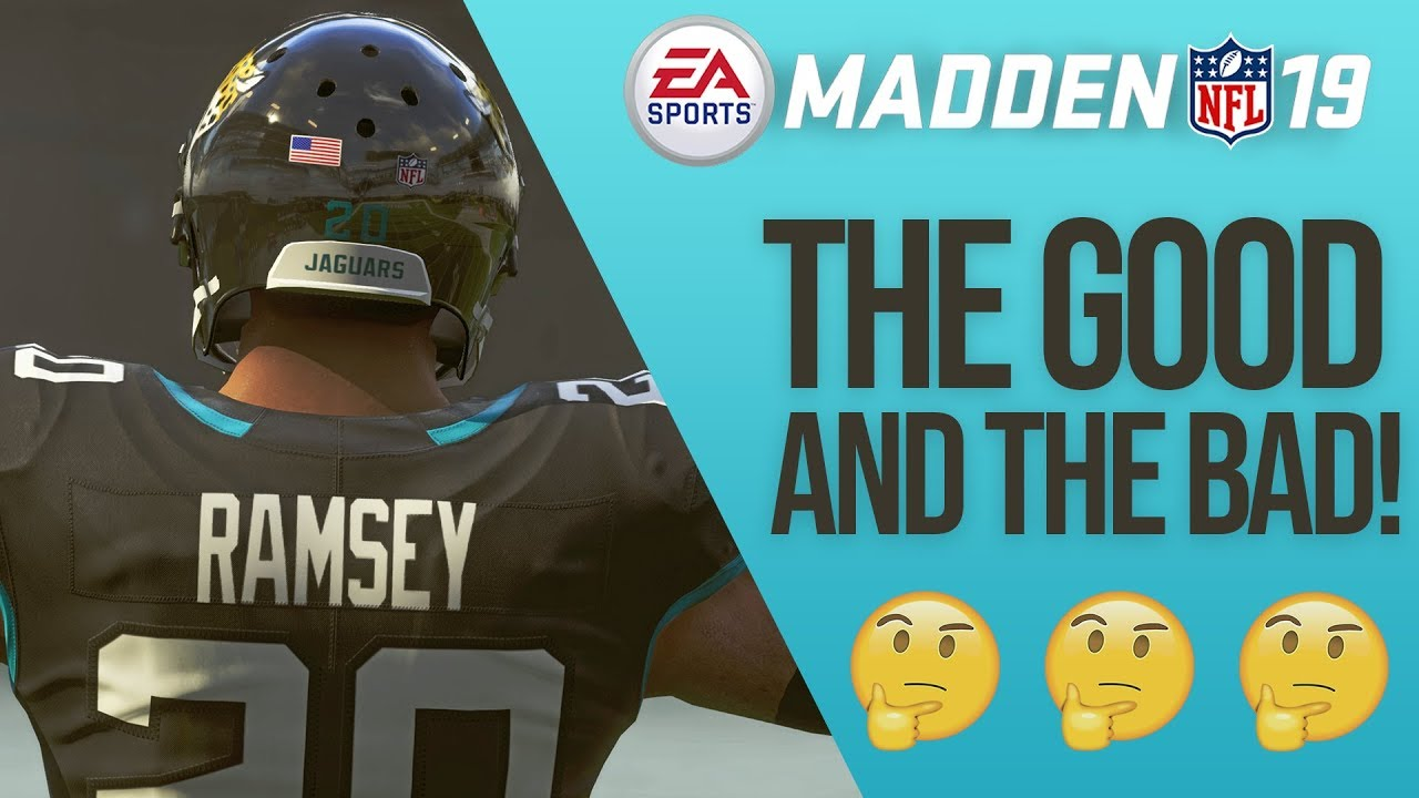 I Played Madden 19 Early - Here's EVERYTHING You Need To Know