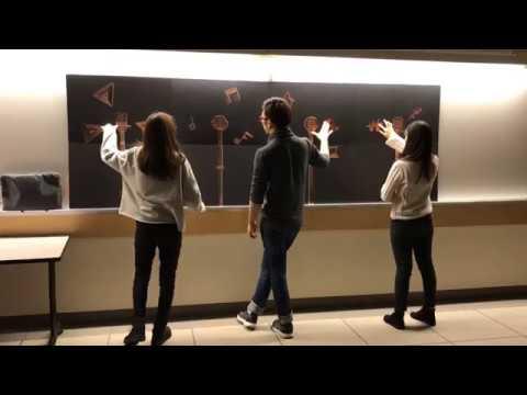 Nicholas Kenton Lui - Interactive Installation