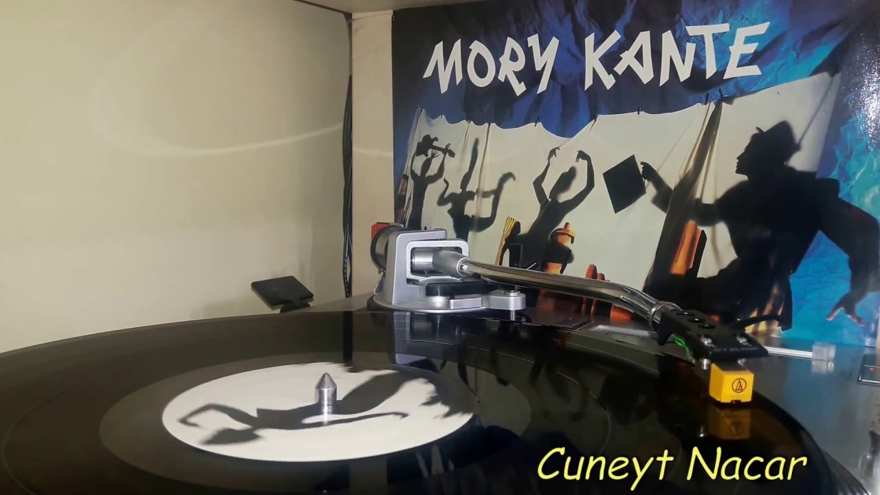 Mory Kante Yeke Yeke Orijinal Plak Kayıt Youtube