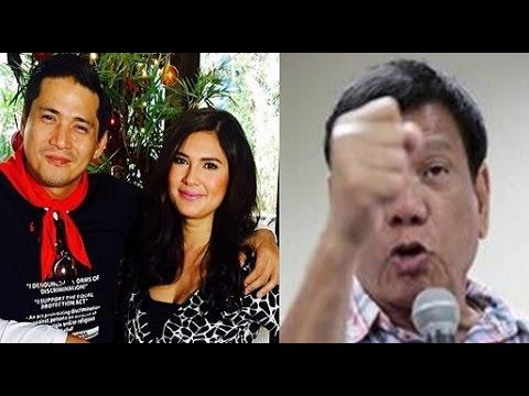 Vina Morales Asks Help of Robin, Duterte Vs Cedric Lee?