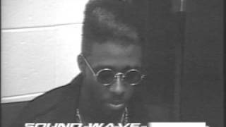 Kwame  Interview 1992