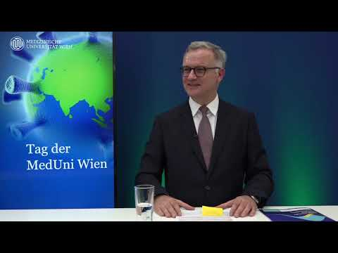 Tag Der @MedUni Wien  2021: Universitätsvorlesung: Christoph Huber
