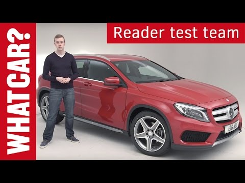 What Car? readers preview the 2014 Mercedes Benz GLA