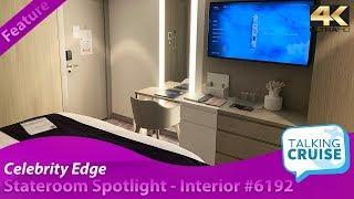 Celebrity Edge – Interior Stateroom Tour (#6192)